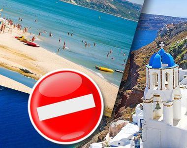 VIDEO| Adio, vacanțe de 1 mai în Grecia și Bulgaria. Carantină la întoarcerea din...