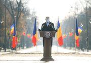Președintele Iohannis a transmis un mesaj cu ocazia Zilei Forțelor Terestre