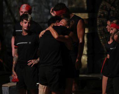 """Jador a părăsit competiția """"Survivor România""""! Ediția de aseară a emisiunii a plasat..."""