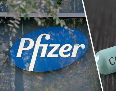 Pfizer pregătește pastila cu care te poți vindeca acasă de COVID-19