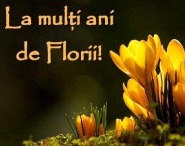 Mesaje inspirate de Florii pentru prieteni și familie