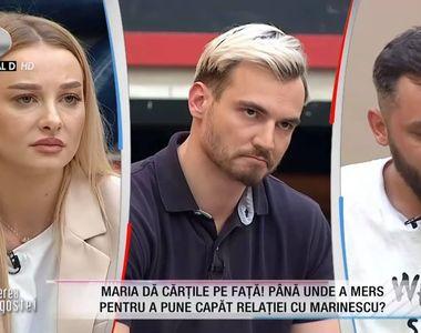 Războiul dintre Marinescu și Maria de la Puterea Dragostei continuă