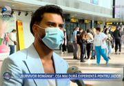 VIDEO - Moment emoționant cu Jador, la întoarcerea în România