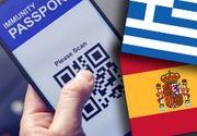VIDEO - Grecia și Spania așteaptă turiști români