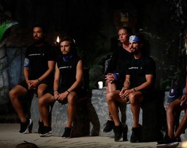 """Starlin a fost eliminat de la """"Survivor România"""". Războinicii au câștigat jocul de..."""
