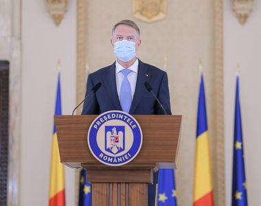 Klaus Iohannis a convocat o ședință de urgență la Cotroceni. Decizie de ultim moment