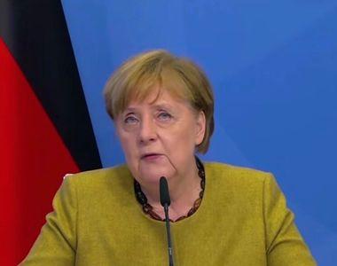 """Cancelarul Angela Merkel: """"UE nu a primit suficiente informaţii despre vaccinul rusesc..."""
