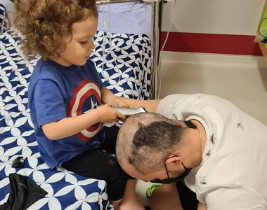 Povestea plină de emoție a unei fetițe, de trei ani, diagnosticată cu o tumoare de două...
