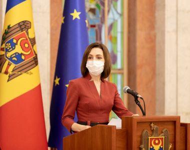 Biografia președintei Republicii Moldova, Maia Sandu. Câți ani are, educație, familie...