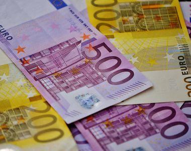 Noul curs valutar al zilei - 28 aprilie 2021. Ce se întâmplă cu bancnotele europene