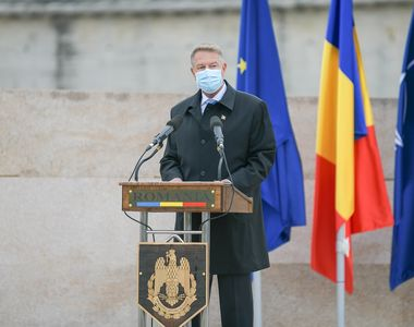 Mesajul transmis de Președintele Iohannis cu ocazia Zilei Veteranilor de Război