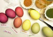 Când se vopsesc ouăle de Paște 2021. Ziua în care este mare păcat să le încondeiezi