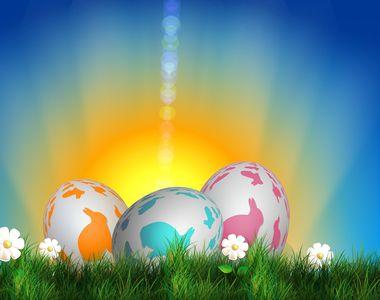 """Urări de Paşte 2021. Cum să le spui """"Paște fericit!"""" celor dragi printr-un mesaj original"""