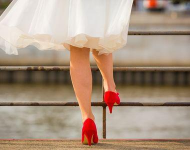 Ce încălțăminte să alegi în funcție de modelul rochiei