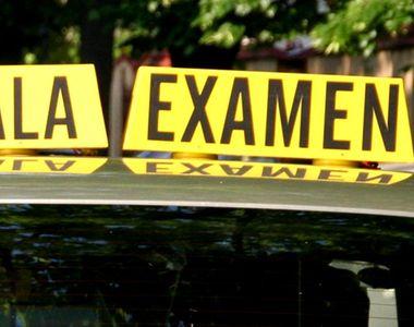 Greșeli pe care le poți face la examenul auto. Polițistul te va penaliza imediat
