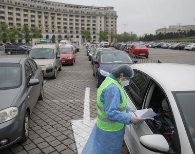 """Florin Cîţu: """"La centrul din Piaţa Constituţiei s-a vaccinat un pacient pe minut...."""