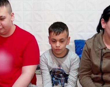 VIDEO| Stare de speranță - Cum trăiește familia Diniță într-o singură cameră