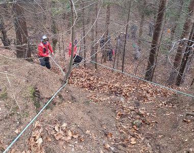 Mai mulți turiști au rămas blocați pe un traseu din Masivul Bucegi