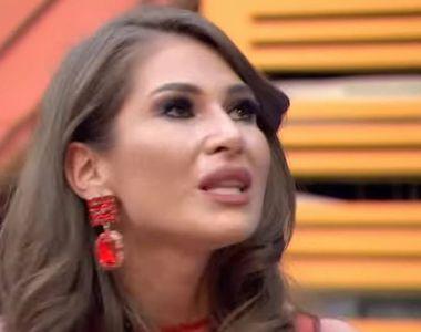 Cristina Mihaela, prezentatoarea emisiunii Puterea Dragostei, a izbucnit în lacrimi. Ce...