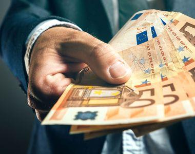 Curs valutar BNR azi, 4 mai. EURO și-a reluat creșterea în fața leului