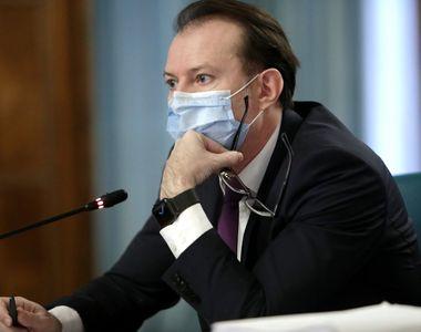 Premierul Florin Cîțu, anunț de ultim moment despre noi relaxări. Putem scăpa de mască...