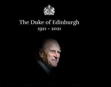 Din ce cauză a murit prințul Philip?