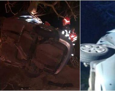 Accident rutier de proporții. O tânără a murit după ce mașina sa a fost strivită