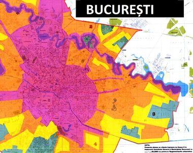 Cât costă locurile de parcare în București după ce consilierii au votat noile tarife...