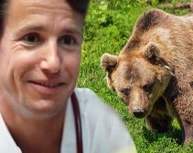 VIDEO - Marele urs brun ucis de prinț, o lume întreagă în stare de șoc