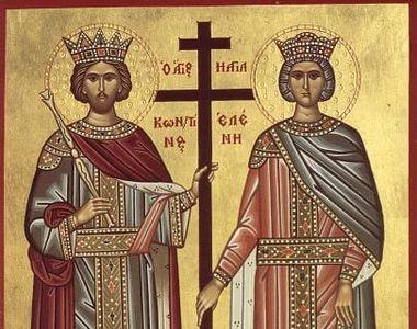 Constantin și Elena 2021. Când pică anul acesta în calendarul ortodox