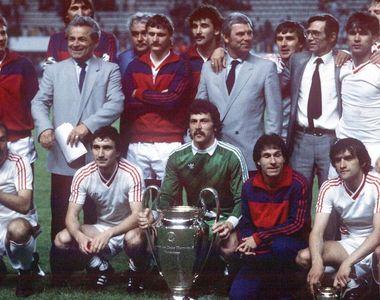 7 mai 1986 – 7 mai 2021. 35 de ani de când Steaua București a câștigat Cupa Campionilor...
