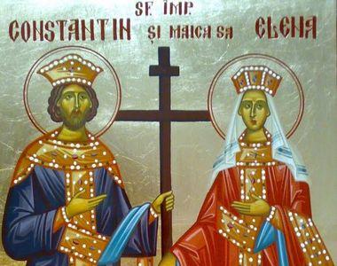Mesaje de Constantin și Elena 2021. Urări originale pentru sărbătoriții zilei