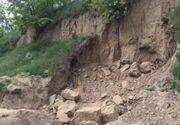 Tragedie la Galaţi: A murit după ce un mal de pământ s-a surpat peste el