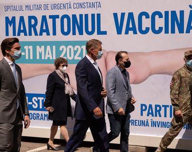 Maratonul Vaccinării în Capitală: Cinci persoane au fost vaccinate în fiecare minut