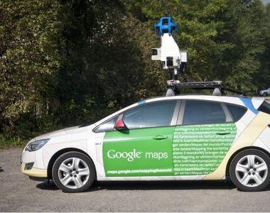 VIDEO - Mașinile Google Street View au revenit pe străzile din România