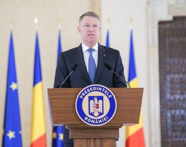Klaus Iohannis, mesaj de Ziua Europei: Pandemia a pus la grea încercare Uniunea Europeană