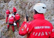VIDEO - Turiști salvați de pe munte. Operațiunile au fost dramatice