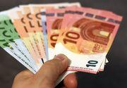 Curs valutar BNR, azi 10 mai 2021. Care este noua valoare a mondei EURO