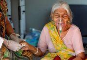 Infecția care te orbește, explozie de cazuri printre pacienții care au scăpat de COVID