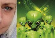 paula a fost răpită de extratereștrii
