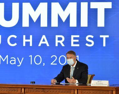 Klaus Iohannis, mesaj pentru Joe Biden, prezent la summit-ul de la București