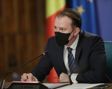 """Florin Cîţu: """"De la 1 iunie vor exista relaxări pentru toţi românii..!"""""""