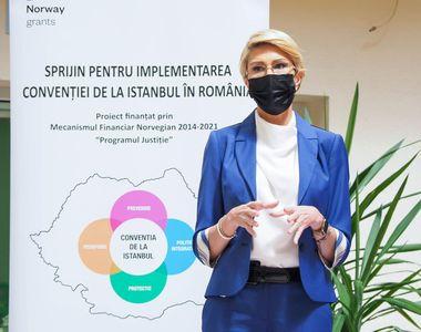 """Raluca Turcan - vești despre creșterea salariului minim pe economie: """"1,6 milioane de..."""
