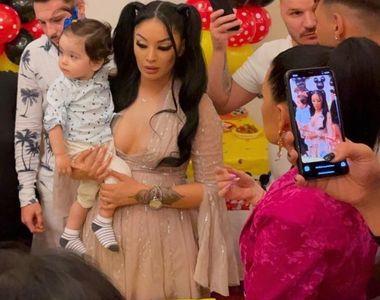 """Ce a ales copilul Siminei și al lui Alex Zănoagă de la """"Puterea Dragostei"""" de pe tavă..."""