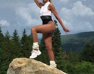 VIDEO - Luminița Nicolescu, antrenoarea vedetelor, emană putere și motivație