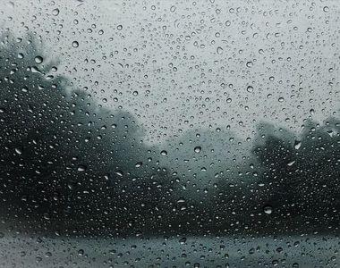 Cum este vremea în București, de miercuri până vineri seara. Avertizare ANM