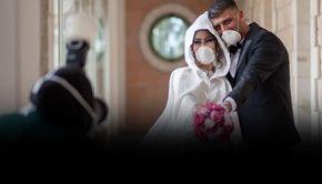 VIDEO -Nunțile, încă interzise, mirii au trecut granița ca să petreacă