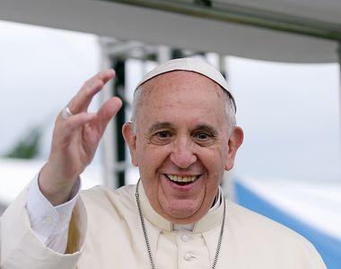 Clipe emoționante pentru Papa Francisc. Momentul așteptat de mult