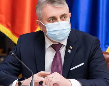 Lucian Bode, anunț important privind lista ţărilor cu risc epidemiologic ridicat