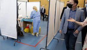 """Premierul Florin Cîțu, avertisment de ultima oră. """"Dacă se oprește vaccinarea, tragem frâna de mână"""" (VIDEO)"""